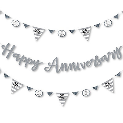 We Still Do 25th Wedding Anniversary Anniversary Party Letter