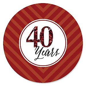 We Still Do - 40th Wedding Anniversary