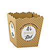 We Still Do - 50th Wedding Anniversary - Personalized Wedding Anniversary Candy Boxes