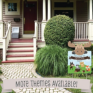 Baby Shower Yard Sign - Lawn Ornament Decorations