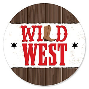 Western Hoedown - Wild West Cowboy Party Theme