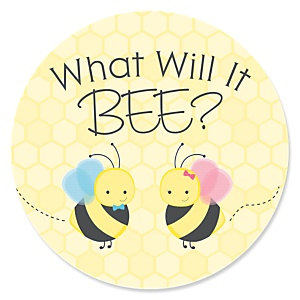 What Will It BEE? - Gender Reveal Party Theme