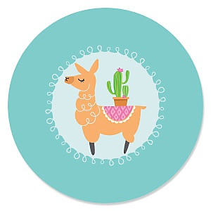 Whole Llama Fun - Llama Fiesta Party Theme