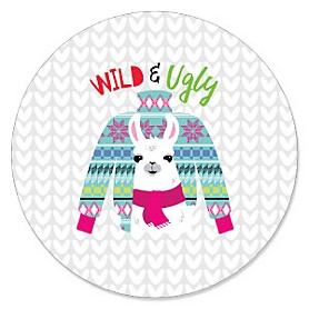 Wild and Ugly Sweater Party - Holiday and Christmas Animals  Party Theme