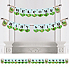 Woodland Creatures - Personalized Party Bunting Banner & Decorations