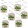 Woodland Creatures - Party Hanging Decorations - 6 ct
