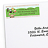 Woodland Creatures - Personalized Party Return Address Labels - 30 ct
