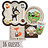 Woodland Creatures - Baby Shower 16 Big Dot Bundle