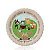 Woodland Creatures - Baby Shower Dessert Plates - 8 ct