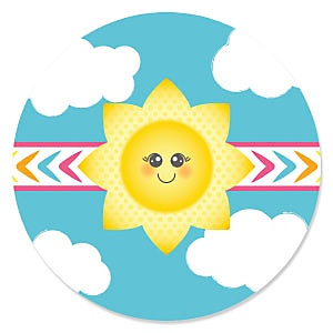 You Are My Sunshine - Baby Shower Theme