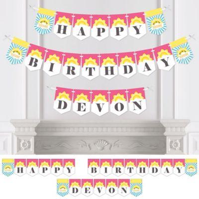 You Are My Sunshine Birthday Party Theme BigDotOfHappinesscom