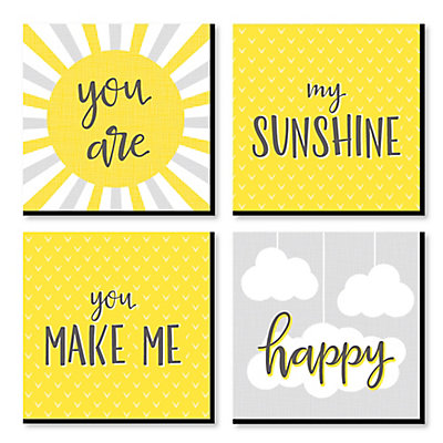 You Are My Sunshine - Kids Room, Nursery & Home Decor - 11\